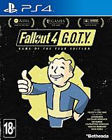 Игра для игровой консоли Sony PlayStation 4 Fallout 4. Game of the Year Edition -