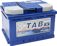 Автомобильный аккумулятор TAB Polar 55 R  / 246055 (55 А/ч) -