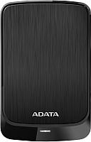 Внешний жесткий диск A-data HV320 1TB (AHV320-1TU31-CBK) -