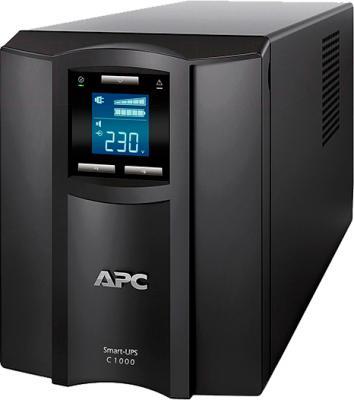 ИБП APC Smart-UPS C 1000VA LCD 230V (SMC1000I)