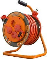 Удлинитель на катушке Glanzen EB-50-007 -
