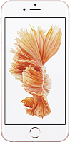 Смартфон Apple iPhone 6S 64Gb восстановленный / FKQR2 (розовое золото) -