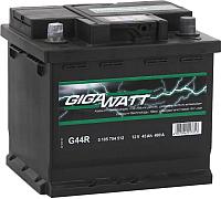 Автомобильный аккумулятор Gigawatt G44R / 545412040 (45 А/ч) -
