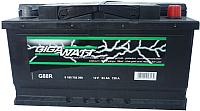 Автомобильный аккумулятор Gigawatt G88R / 583400072 (83 А/ч) -
