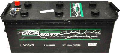 Автомобильный аккумулятор Gigawatt 640035076