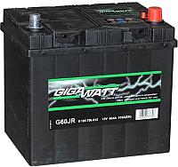 Автомобильный аккумулятор Gigawatt G60JR / 560412051 (60 А/ч) -