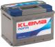 Автомобильный аккумулятор Klema Norm 6CT-62 АзЕ (62 А/ч) -
