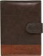 Портмоне Cedar Always Wild N4L-GA (коричневый) -