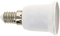 Переходник для электропатрона EKF AD-E14-E27-w -