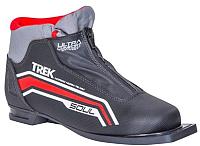 Ботинки для беговых лыж TREK Soul Comfort 5 (черный/красный, р-р 38) -