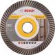 Отрезной диск алмазный Bosch 2.608.602.575 -