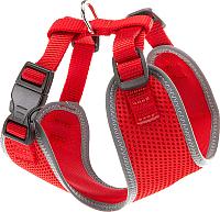 Шлея-жилетка для животных Ferplast Nikita P XXS / 75468602 (красный) -