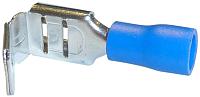 Коннектор Electraline 62284 (10шт, голубой) -
