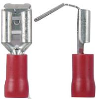 Коннектор Electraline 62285 (10шт, красный) -
