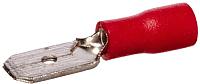 Коннектор Electraline 62287 (10шт, красный) -