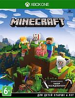 Игра для игровой консоли Microsoft Xbox One Minecraft. Starter Collection (44Z-00126) -