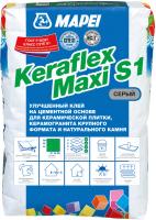 Клей для плитки Mapei Keraflex Maxi Grey S1 (25кг, серый) -