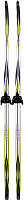 Лыжи беговые с креплениями Atemi Arrow NN75 wax 190 (серый) -