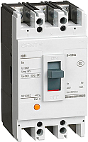Выключатель автоматический Chint NM1-125S 3P 125A 25kA -