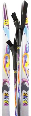 Комплект беговых лыж Atemi Drive NN75 step 140/100