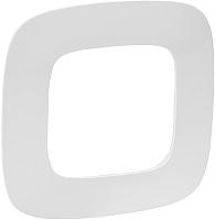Рамка для выключателя Legrand Valena Allure 754301 (белый) -