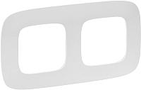 Рамка для выключателя Legrand Valena Allure 754302 (белый) -