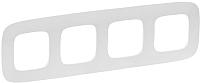 Рамка для выключателя Legrand Valena Allure 754304 (белый) -