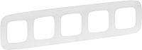 Рамка для выключателя Legrand Valena Allure 754305 (белый) -