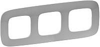 Рамка для выключателя Legrand Valena Allure 754393 (алюминий) -