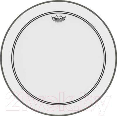 Пластик для барабана Remo P3-1222-C2