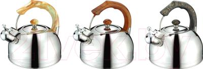 Чайник со свистком Peterhof SN-1426