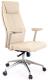 Кресло офисное Everprof London PU (бежевый) -