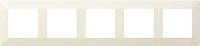 Рамка для выключателя Legrand Valena Life 754045 (слоновая кость) -