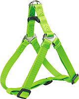 Шлея Trixie Premium One Touch Harness 204517 (М, зеленый) -