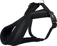 Шлея Trixie Premium 204001 (M/L, черный) -