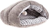 Домик для животных Ferplast Tufli Cuscino / 83530099 (с игрушкой) -