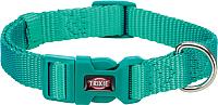 Ошейник Trixie Premium Collar 201512 (S-M, океан) -