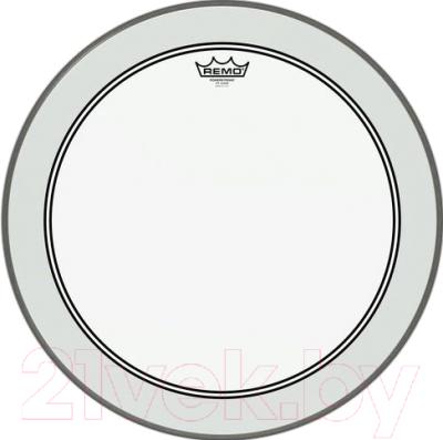 Пластик для барабана Remo P3-1320-C2