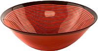 Салатник Pasabahce Гипно 10415/1052260 (красный) -