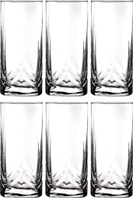 Набор стаканов Pasabahce Триумф 41630/150636