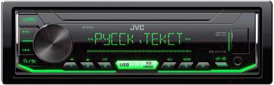 Бездисковая автомагнитола JVC KD-X163
