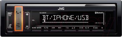 Бездисковая автомагнитола JVC KD-X361BT