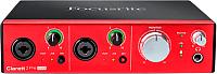 Аудиоинтерфейс Focusrite Clarett 2Pre USB -