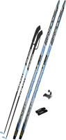 Комплект беговых лыж STC NN75 Step 100/65 -