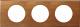Рамка для выключателя Legrand Celiane 69233 (дуб) -