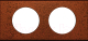 Рамка для выключателя Legrand Celiane 69262 (патина феррум) -