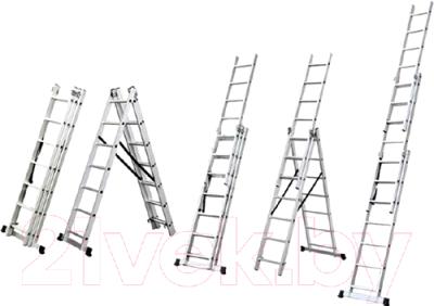 Лестница-стремянка КС ЛС-3212В-КС