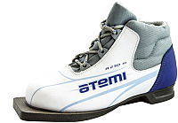 Ботинки для беговых лыж Atemi А230 Jr White NN75 (р-р 30) -