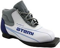 Ботинки для беговых лыж Atemi А230 Jr White NN75 (р-р 31) -