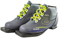 Ботинки для беговых лыж Atemi А200 Jr Grey NN75 (р-р 34) -
